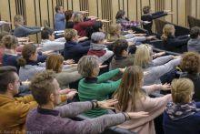 Studiedag over voeding en beweging voor onderwijs