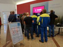 Infosessie bij BASF